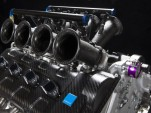 2014 Volvo V8 Supercars race car engine