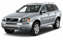 2014 Volvo XC90 AWD 4-door Angular Front Exterior View