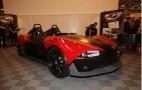 Zenos E10 Sports Car Debuts At 2014 Autosport International