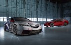 Acura TLX GT Race Car Set For Pirelli World Challenge