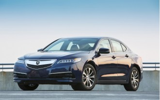 2015 Acura TLX: Best Car To Buy Nominee
