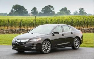 2015 Acura TLX recalled to fix transmission glitch