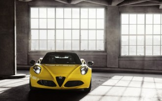 All-New 2015 Alfa Romeo 4C Spider: Arriving This Summer, Priced From $63,900