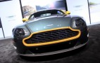 Aston Martin Launches Special Edition Vantage And DB9 At 2014 New York Auto Show: Live Photos
