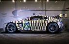 Aston Martin Art Car To Compete In This Weekend's 2015 24 Hours Of Le Mans