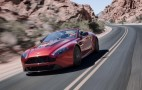2015 Aston Martin V12 Vantage S Roadster Rolls In: Video