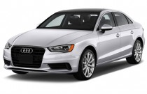 2015 Audi A3 4-door Sedan FWD 1.8T Prestige Angular Front Exterior View