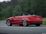 2015 Audi A3 Cabriolet renderings - Image: Iacoski by SB-Medien