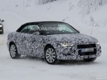 2015 Audi A3 Cabriolet spy shots
