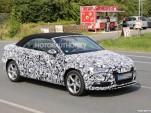 2015 Audi A3 Cabriolet spy shots