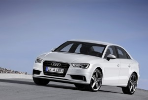 2015 Audi A3 TDI Diesel Sedan Unveiled At NY Auto Show
