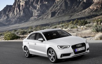 2015 Audi A3 Sedan Priced