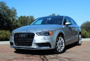 2015 Audi A3: Small Luxury Sedan With TDI Diesel Option