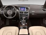 2015 Audi A5 2-door Cabriolet Auto quattro 2.0T Premium Dashboard