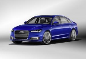 2016 Audi A6 L e-tron