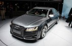 2015 Audi A8 And S8 Live Photos And Video From Frankfurt