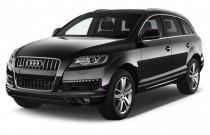 2015 Audi Q7 quattro 4-door 3.0T Premium Angular Front Exterior View