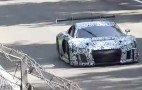 Next-Gen Audi R8 LMS Race Car Starts Testing: Video