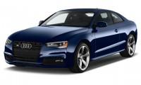 2015 Audi S5 2-door Coupe Auto Premium Plus Angular Front Exterior View