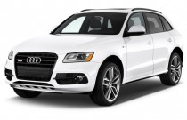 2015 Audi SQ5 quattro 4-door 3.0T Premium Plus Angular Front Exterior View