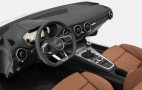 2015 Audi TT Interior Previewed At CES