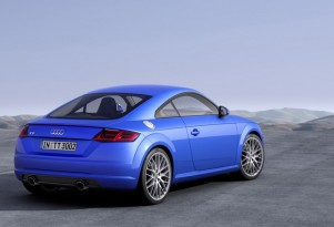 2016 Audi TT Coupe: Quick Drive