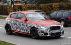 2015 BMW 1-Series Hatchback Spy Shots (With Interior)