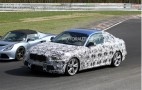 2015 BMW 2-Series Coupe Spy Shots