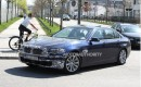 2015 BMW 5-Series facelift spy shots
