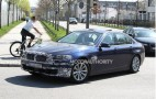 2015 BMW 5-Series Spy Shots