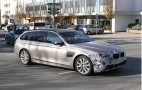 2015 BMW 5-Series Touring Spy Shots