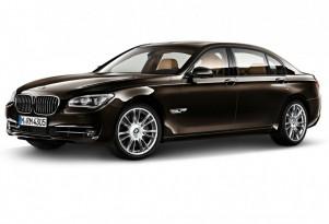 2015 BMW 7-Series Individual Final Edition