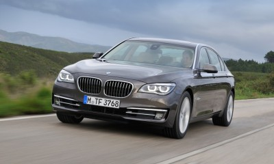 2015 BMW 7-Series Photos