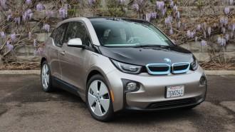 2015 BMW i3 REx  -  Driven, Portland OR, April 2015
