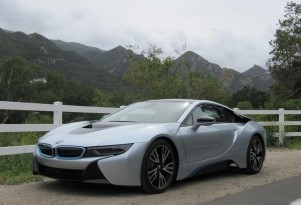 Sexy BMW i8 Plug-In Hybrid Falls To Sticker Price As Dealer Markups Wane