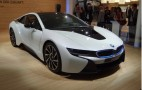 See & Hear The BMW i8 At Full Throttle: Video