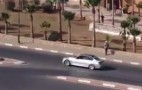 2015 BMW M3 Spotted On The Set Of Mission Impossible 5: Video