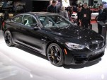 2015 BMW M4 live photos, 2014 Detroit Auto Show