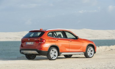 2015 BMW X1 Photos
