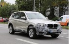2015 BMW X3 Spy Shots