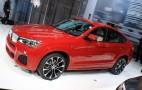 2015 BMW X4 Video: New York Auto Show