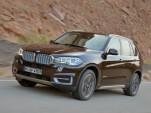2015 BMW X5 Earns Five-Star Sweep In Federal Crash Tests