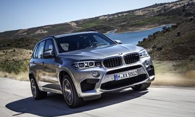 2015 BMW X5 Photos