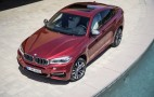 First Look At 2015 BMW X6's M Sport Package And X6 M50d Variant