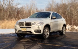 2015 BMW X6 xDrive35i: Quick Drive