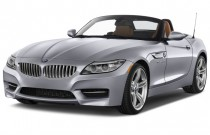 2015 BMW Z4 2-door Roadster sDrive35is Angular Front Exterior View