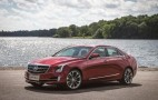 Cadillac Reveals Long-Wheelbase ATS-L For Chinese Market