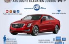 2015 Cadillac ATS Coupe First Caddy With 4G LTE Internet, CUE