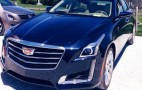 2015 Cadillac ATS And CTS Spotted With Subtle Updates: Video