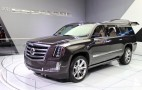 2015 Cadillac Escalade: More Power, Luxury, Efficiency -- Live Photos